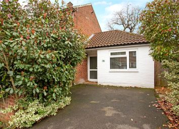 Thumbnail 1 bed semi-detached bungalow for sale in Duncroft, Windsor, Berkshire