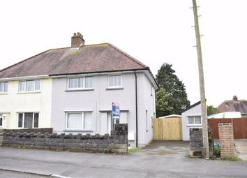 Thumbnail 3 bedroom semi-detached house for sale in Beech Crescent, Gorseinon, Swansea