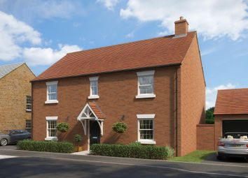 "Thumbnail 4 bed detached house for sale in ""Philcote"" at The Leyes, Deddington, Banbury"