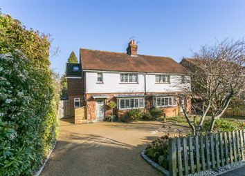 Thumbnail 4 bed semi-detached house for sale in Yardley Park Road, Tonbridge