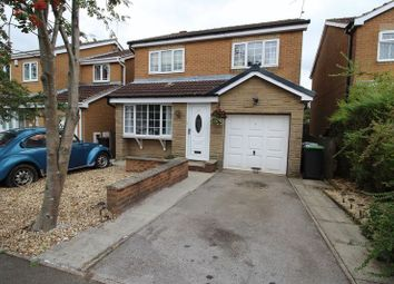 Thumbnail 4 bed detached house for sale in Bracken Close, Kirkby-In-Ashfield, Nottingham