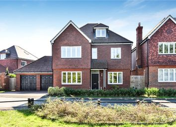 Thumbnail 5 bed detached house for sale in Cuckoo Crescent, Blackwater, Surrey