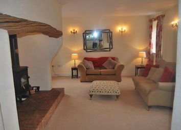 Thumbnail 2 bed cottage to rent in Brigstock, Kettering