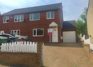 Thumbnail 3 bed end terrace house for sale in Stamford Street, Grantham
