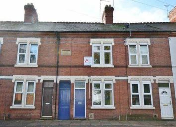 Thumbnail 2 bed terraced house for sale in Walnut Street, Leicester