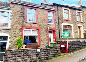 Thumbnail 3 bed terraced house for sale in Victor Street, Mountain Ash
