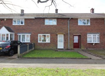Thumbnail 2 bed town house for sale in Tennyson Road, Willenhall