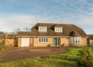 Thumbnail 4 bed detached bungalow for sale in Halfleet, Market Deeping, Peterborough, Lincolnshire