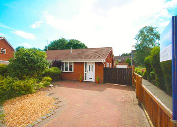 Thumbnail 2 bed semi-detached bungalow for sale in Clarendon Close, Murdishaw, Runcorn