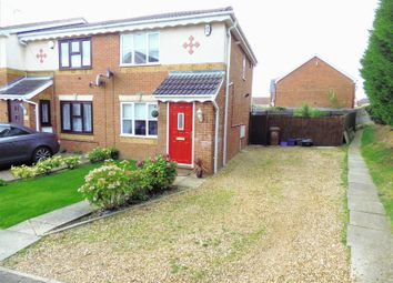 Thumbnail 2 bed terraced house for sale in Curlbrook Close, Wootton, Northampton