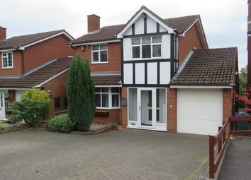 Thumbnail 4 bed detached house to rent in Mills Avenue, Sutton Coldfield