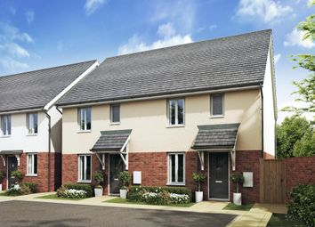 "Thumbnail 3 bedroom semi-detached house for sale in ""Barwick"" at Godwell Lane, Ivybridge"