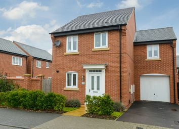 Thumbnail 3 bed detached house for sale in Sundew Court, Stenson Fields, Derby