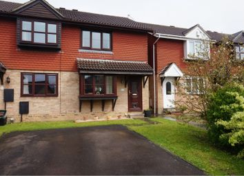 Thumbnail 2 bed end terrace house for sale in Wyllie Court, Weston-Super-Mare