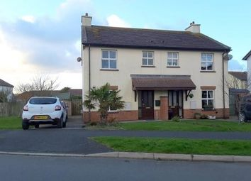 Thumbnail 3 bed detached house to rent in Oak Road, Ballawattleworth Estate, Peel, Isle Of Man