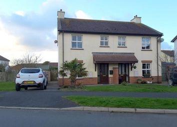 Thumbnail 3 bed property to rent in Oak Road, Ballawattleworth Estate, Peel, Isle Of Man