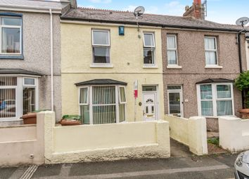 Thumbnail 3 bed terraced house for sale in Edith Street, St. Budeaux, Plymouth