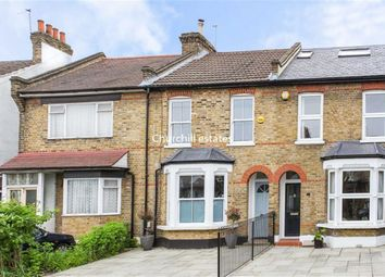 Thumbnail 3 bed terraced house for sale in Carnarvon Road, London