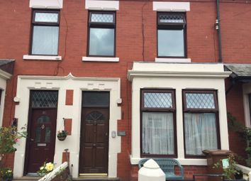 Thumbnail 3 bed terraced house to rent in Frenchwood Avenue, Preston