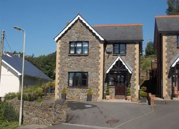 Thumbnail 3 bed detached house for sale in Glyntaff Road, Pontypridd