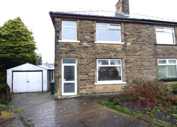 Thumbnail 3 bed semi-detached house to rent in Newforth Grove, Bradford