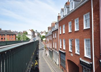 Thumbnail 1 bed flat for sale in Bridge House, Lower North Street, Exeter, Devon
