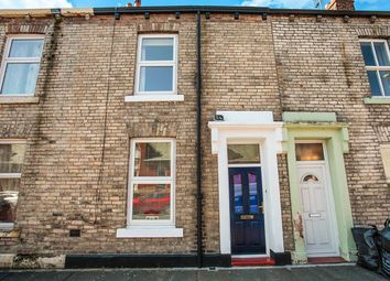 Thumbnail 2 bed terraced house for sale in Edward Street, Carlisle