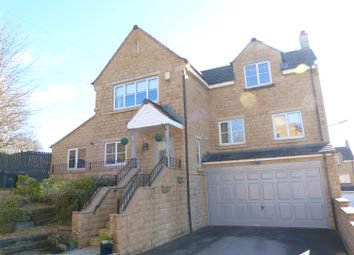 Thumbnail 4 bed detached house for sale in Elderberry Close, East Morton