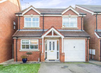 Thumbnail 4 bed detached house for sale in Heronbank, Coventry