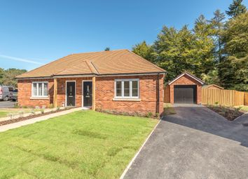 Thumbnail 2 bed detached bungalow for sale in Boyneswood Road, Medstead, Alton