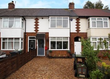 Thumbnail 2 bed terraced house for sale in Fosse Way, Syston, Leicester