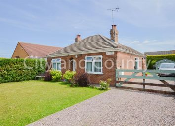Thumbnail 3 bed detached bungalow for sale in Branches Lane, Holbeach, Spalding
