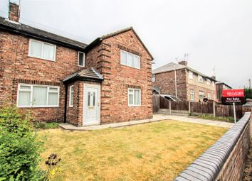 Thumbnail 3 bed semi-detached house for sale in Central Avenue, Prescot