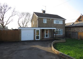 Thumbnail 3 bed detached house for sale in Ugg Mere Court Road, Ramsey St. Marys, Huntingdon