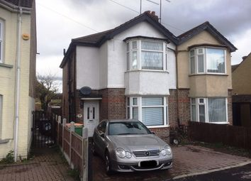 Thumbnail 3 bed semi-detached house for sale in Houghton Road, Dunstable