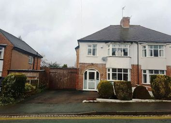Thumbnail 3 bed semi-detached house for sale in Manor Avenue, Cannock