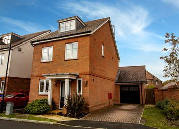 4 bed link-detached house for sale in Clarks Farm Way, Blackwater, Surrey GU17