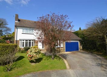 Thumbnail 5 bed detached house for sale in Swift Close, Crowborough