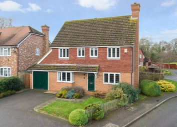 Thumbnail 4 bed detached house for sale in Lovelace Court, Bethersden, Ashford