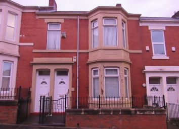Thumbnail 2 bed flat to rent in Ellesmere Road, Newcastle Upon Tyne