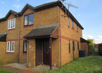Thumbnail 1 bedroom terraced house to rent in Chantry Close, Chatteris