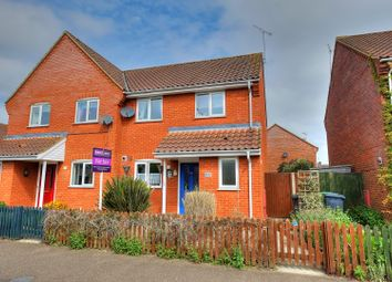 Thumbnail 3 bed semi-detached house for sale in Aylsham Road, North Walsham