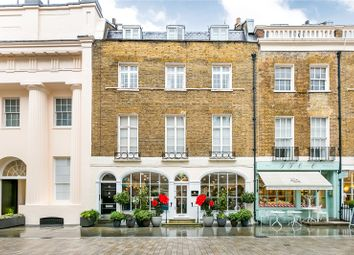 Thumbnail 2 bed flat for sale in Motcomb Street, London