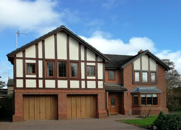 Thumbnail 5 bed detached house for sale in The Dove-Crag, Plot 43, 44 Park View, West Avenue, Barrow-In-Furness
