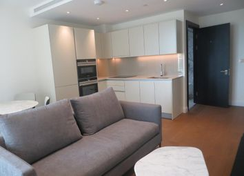 Thumbnail 1 bed flat to rent in Valetta House, 336 Queenstown Road, Battersea, London