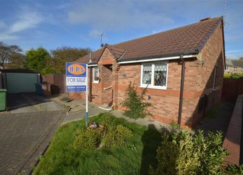 Thumbnail 2 bedroom detached bungalow for sale in Pickering Avenue, Hornsea, East Yorkshire