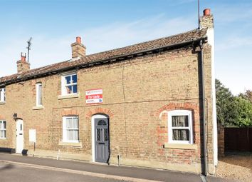 Thumbnail 2 bed end terrace house for sale in Church Street, Needingworth, St. Ives, Huntingdon