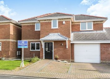 Thumbnail 4 bed detached house for sale in Prospect Court, Catterall, Preston