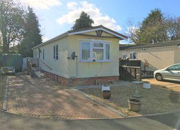 Thumbnail 1 bed mobile/park home for sale in Grange Park Mobile Homes, Shamblehurst Lane, Hedge End, Southampton