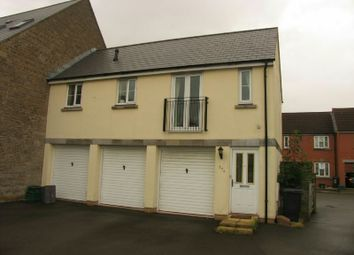 Thumbnail 1 bed semi-detached house for sale in Worle Moor Road, Weston Village, Weston-Super-Mare